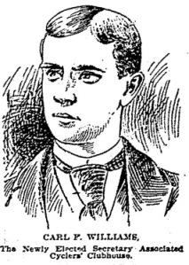CHARLES F. WILLIAMS
